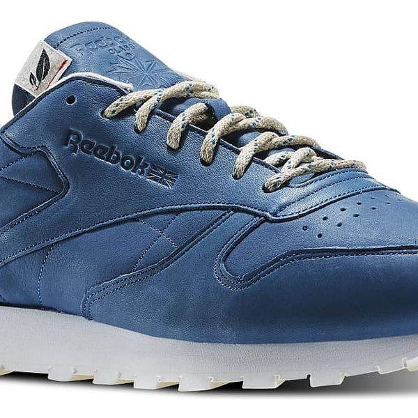Boty Reebok CL Leather Eco botanical blue-chalk 43