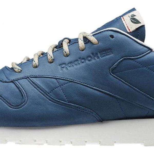 Boty Reebok CL Leather Eco botanical blue-chalk 434