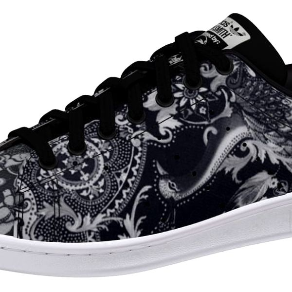 Boty Adidas Stan Smith core black-core black-ftwr white 37 1/3
