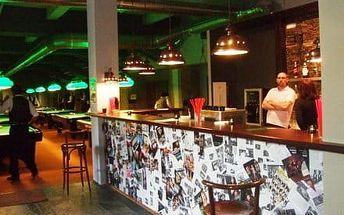 Billiard club Harlequin Praha