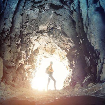 Sestup do nitra: štoly a jeskyně Krušných hor