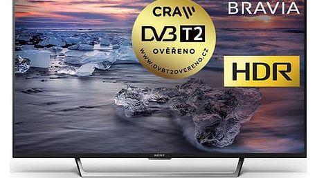Televize Sony KDL-49WE755B černá