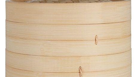 Kuchyňský napařovač z bambusu Premier Housewares, ⌀ 25 cm