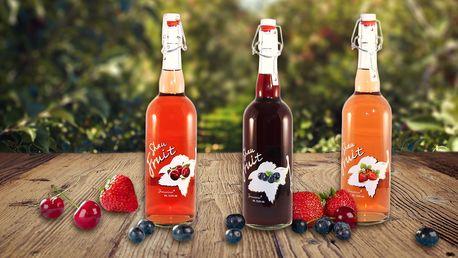 Osvěžující spojení: když se víno potká s ovocem