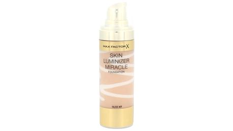 Max Factor Skin Luminizer 30 ml makeup pro ženy 47 Nude