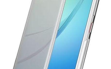 Pouzdro na mobil flipové Huawei Smart View pro Nova bílé (51991768)