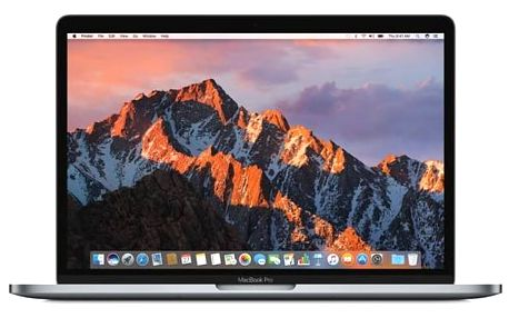 "Apple MacBook Pro 13"" s Touch Bar 512 GB - Space Gray (MPXW2CZ/A)"
