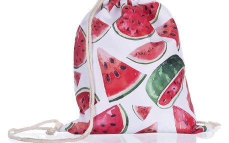 Fashion Icon Sportovní vak Watermelon červené