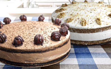 Bezlepkový dort: mrkvový nebo čokoládový