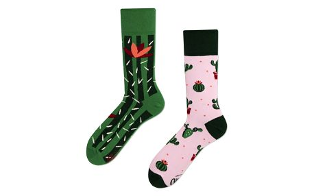 Ponožky Many Mornings Summer Cactus,vel. 35–38