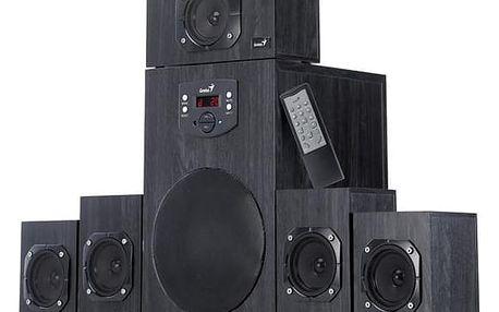 Reproduktory Genius SW-HF 4500 5.1 černá (31730979100)