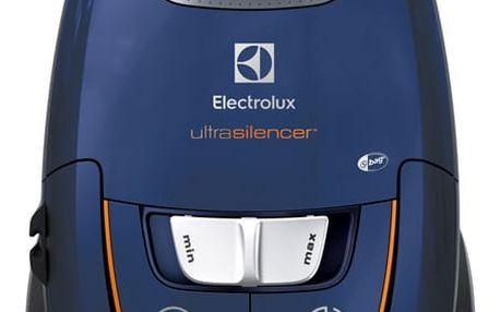 Vysavač podlahový Electrolux Ultra Silencer EUS8X2DB modrý