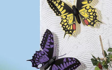 Nástěnná dekorace Motýli - 2ks, WENKO