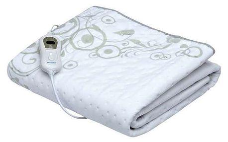Vyhřívací prostěradlo Lanaform Heating Blanket S1 bílý