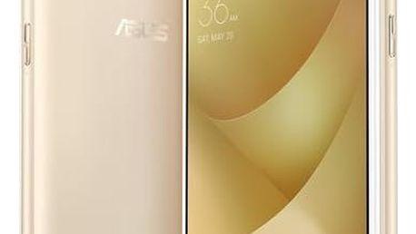 Mobilní telefon Asus 4 Max (ZC520KL-4G006WW) (ZC520KL-4G006WW) zlatý Software F-Secure SAFE, 3 zařízení / 6 měsíců v hodnotě 979 Kč + DOPRAVA ZDARMA