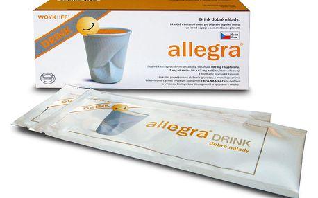 WOYKOFF Allegra drink 14 sáčků
