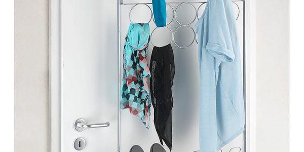 Závěsný držák na dveře na boty a doplňky Wenko