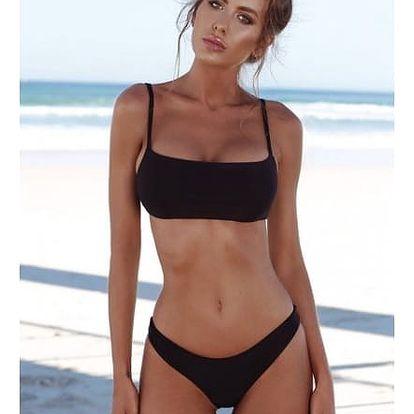 Sexy plavky s push up podprsenkou