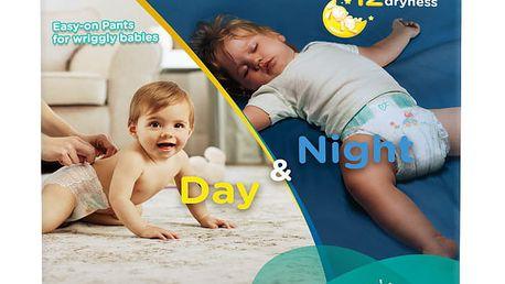 PAMPERS Day&Night Box 5 MEGA 124 ks (12 – 18 kg) - jednorázové pleny