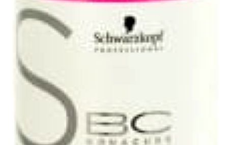 Schwarzkopf BC Bonacure Color Freeze Silver Shampoo 1000 ml šampon pro ženy