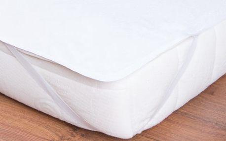 Froté nepropustný chránič matrace 60x120 cmFroté nepropustný chránič matrace 60x120 cm
