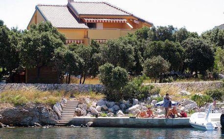 Apartmány Salvia Chorvatsko-Pag, volné termíny červen a září