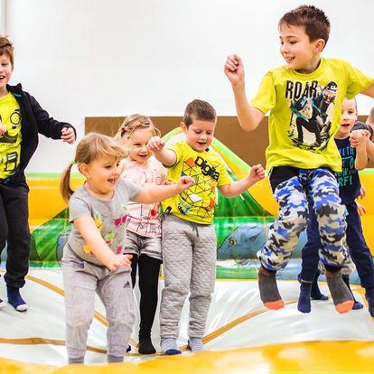 Vstup do herny pro děti do 15 let a Germknödel