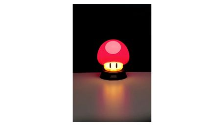 Lampička Mushroom Super Mario