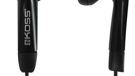 Koss KE/5 BK (doživotní záruka) černá