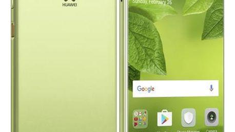 Mobilní telefon Huawei P10 Dual SIM (SP-P10DSZOM) zelený + DOPRAVA ZDARMA