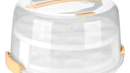 TESCOMA podnos na muffiny s poklopem DELÍCIA ø 34 cm