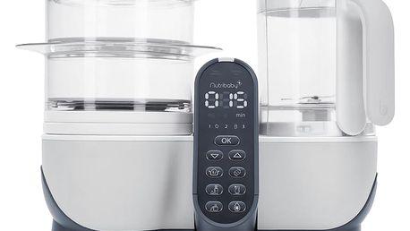 BABYMOOV Nutribaby+ Multifunkční přístroj – loft white