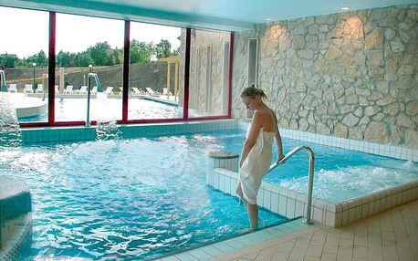 Luxus u Balatonu s polopenzí a wellness