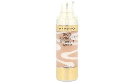 Max Factor Skin Luminizer 30 ml makeup pro ženy 75 Golden