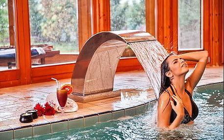 Maďarské termální lázně Bük nedaleko Slovenska. Komfortní wellness pobyt ve 4* hotelu s bazénem