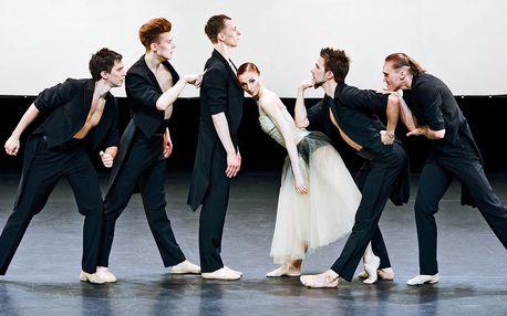 """Vstupenka na hvězdné baletní představení """"Amore"""""""