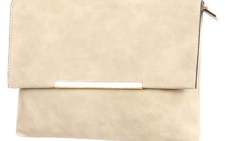 Dámská crossbody kabelka šedá
