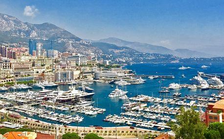 Zájezd do Nice, St. Tropez i Monaka na 2 noci