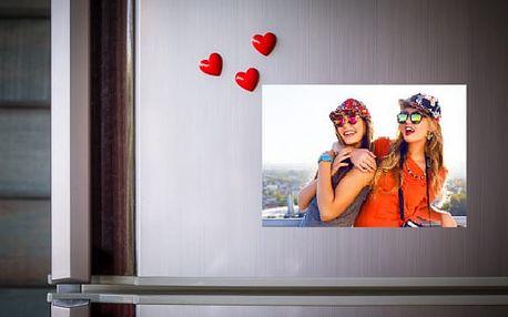Fotomagnetky z vlastní fotografie, os. odběr či pošta v ceně
