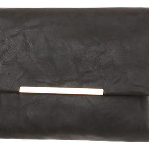 Dámská crossbody kabelka černá
