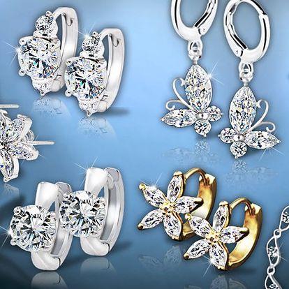 Zářivé a elegantní náušnice i náramky La Diamantina - nové kousky