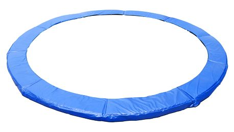 Kryt pružin na trampolínu 366 cm - modrý