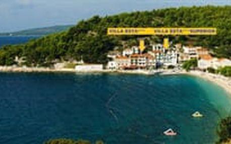Chorvatsko levně Apartmány Villa ESTA, Makarská riviéra DRVEN...