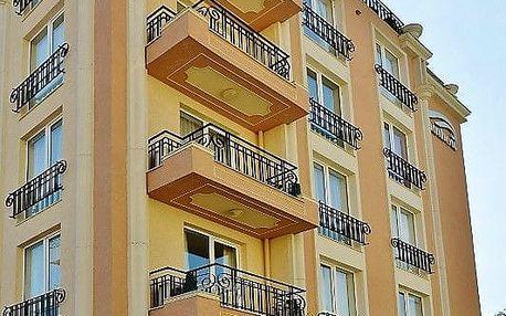 Bulharsko Slunečné pobřeží apartmán**** až 4 os. TÝDENNÍ POBYTY Ca...