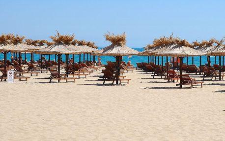 Bulharsko Slunečné pobřeží, apartmán-studio 2-4 os. TÝDENNÍ POBY...