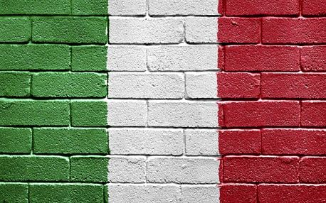 14 hodin italštiny pro mírně pokročilé se slevou: Út 18:30-20:00