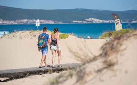 Bulharsko Slunečné pobřeží apartmány až 6 os. 14 denní pobyty