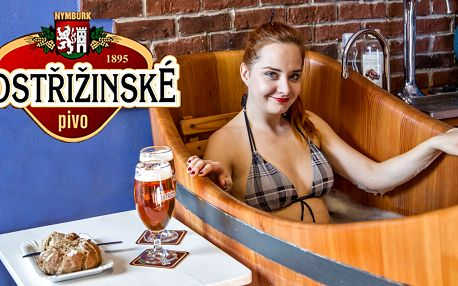 Pobyt v Poděbradech: pivní koupel a procedury