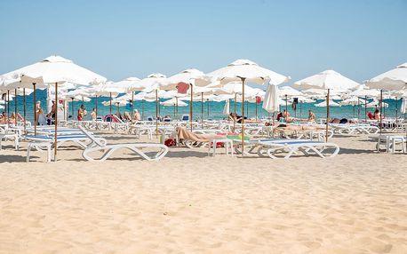 Bulharsko Slunečné pobřeží apartmány až 6 os. týdenní pobyty Ca...