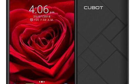 Mobilní telefon CUBOT Max Dual SIM 32 GB (PH2597) černý Software F-Secure SAFE, 3 zařízení / 6 měsíců v hodnotě 979 Kč + DOPRAVA ZDARMA